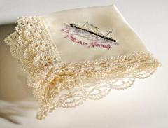 Handkerchief, SS <i>Princess Norah</i>, CPR