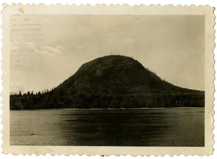 Entering Port Neville, B.C. (VMM71.59)