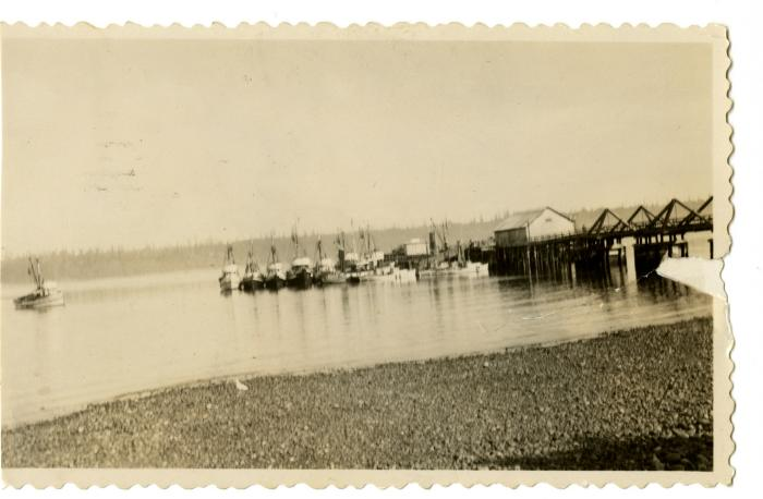Dock, Campbell River (VMM71.52)