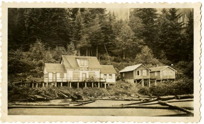Kelsey Bay General Store & Telegraph (VMM71.30)