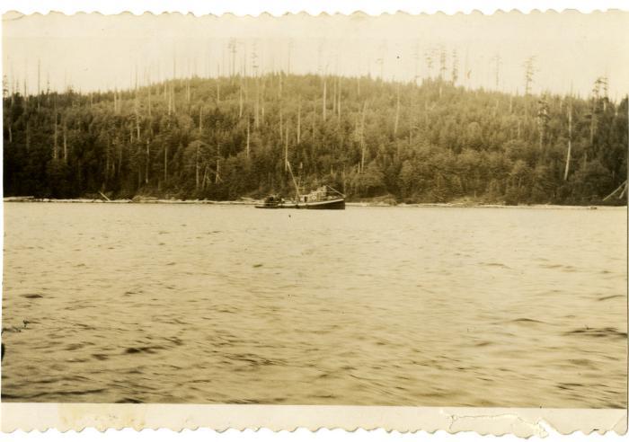 Seine Boat, Sunderland Channel (VMM71.39)