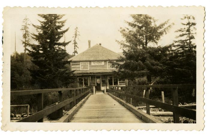 Store, Port Neville, B.C. (VMM71.60)